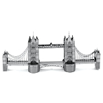Metal Earth London Tower Bridge Steel Model Kit