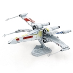 Metal Earth Iconx Star Wars X-Wing Fighter Steel Model Kit