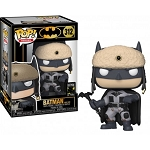 Batman 80th Anniversary Batman (Red Son) Pop! Vinyl Figure
