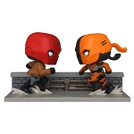 DC Red Hood vs. Deathstroke Pop! Comic Moment Vinyl Figure - Previews Exclusive