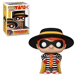 Ad Icons McDonald's Hamburglar Pop! Vinyl Figure