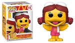 Ad Icons McDonald's Birdie The Early Bird Pop! Vinyl Figure