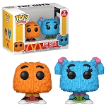 Ad Icons McDonald's Fry Kids (Orange & Blue) Pop! Vinyl Figure 2-Pack