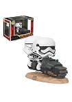 Star Wars EP9 First Order Stormtroopers on Tread Speeder Pop! Movie Moment Vinyl Figure