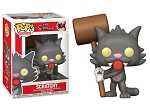 The Simpsons Scratchy Pop! Vinyl Figure
