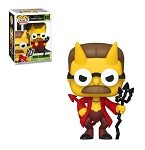 The Simpsons Treehouse of Horror Devil Flanders Pop! Vinyl Figure
