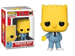 The Simpsons Gangster Bart Pop! Vinyl Figure