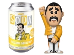 Vinyl Soda Music Queen Freddie Mercury Figure