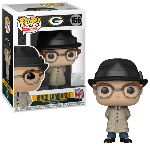 NFL Legends Green Bay Packers Vince Lombardi (Head Coach) Pop! Vinyl Figure