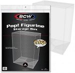 BCW Pop! Figurine Large Storage Box - Pack of 6