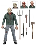 "Friday the 13th Part III Jason Voorhees Ultimate 7"" Action Figure"