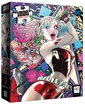 "Harley Quinn ""Die Laughing"" 1,000 Piece Puzzle"