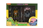 Teenage Mutant Ninja Turtles Donatello vs. Krang 6