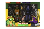 Teenage Mutant Ninja Turtles Raphael vs. Foot Soldier 6