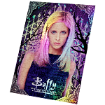 Buffy the Vampire Slayer Limited Edition Buffy Framed Foil Puzzle