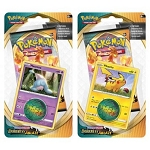 Pokémon Trading Card Game - Sword and Shield 3 - Darkness Ablaze Booster Pack Blister