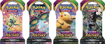 Pokémon Trading Card Game - Sword and Shield 4 - Vivid Voltage Sleeved Booster Pack