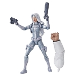 Marvel Legends Series Spiderman - Silver Sable 6