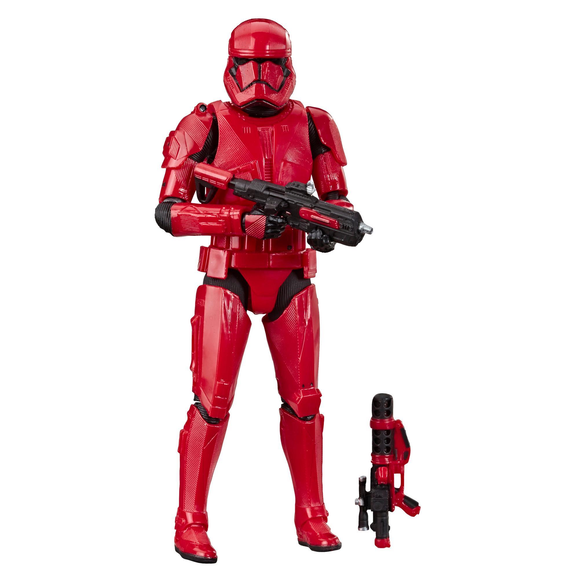 """Hasbro Black Series 6/"""" Star Wars Rise of Skywalker Sith Trooper #92 IN STOCK"""