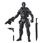 G.I. Joe Classified Series - #2 Snake Eyes 6