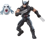 Marvel Legends Series BAF Wendigo - Uncanny X-Force Wolverine 6