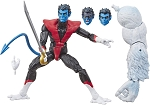 Marvel Legends Series BAF Wendigo - X-Men Nightcrawler 6