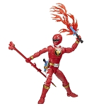 Power Rangers Lightning Collection - Dino Thunder Red Ranger 6