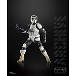 Star Wars Black Series Archive - Scout Trooper 6