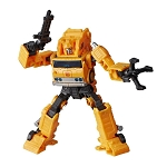Transformers Generations War for Cybertron: Earthrise Grapple Action Figure