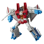 Transformers Generations War for Cybertron: Earthrise Starscream Action Figure