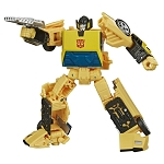 Transformers Generations War for Cybertron: Earthrise - Sunstreaker Action Figure