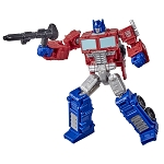 Transformers Generations War for Cybertron: Kingdom - Optimus Prime Action Figure