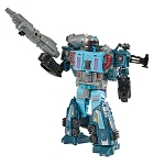Transformers Generations War for Cybertron: Earthrise Doubledealer Action Figure