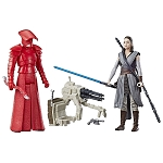 Star Wars The Last Jedi Force Link Rey & Praetorian Guard 3 3/4