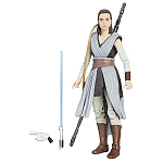 Star Wars Black Series #44 - The Last Jedi Rey (Jedi Training) 6