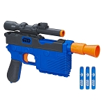 Star Wars EP7 Nerf Han Solo Blaster