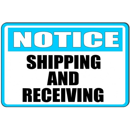 Important Shipping Notice