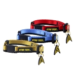 Star Trek TOS Uniform Cat Collar