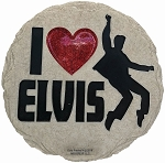 Elvis Presley Stepping Stone