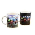 Marvel Avengers 10oz Heat Change Mug