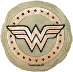 Wonder Woman Logo Stepping Stone