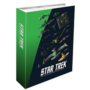 Star Trek Starships Binder - Alien
